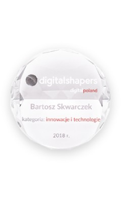 Digital Shapers 2018 Award